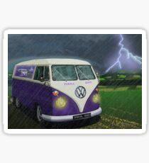 VW Camper Van Sticker
