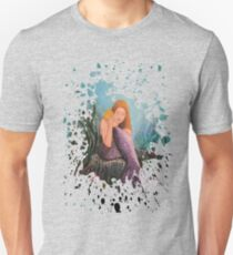 Mermaid Under The Sea Unisex T-Shirt