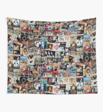 Rock Collage Wall Tapestry