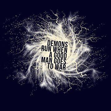 Demons run - v3 by runningRebel