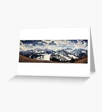 Gampalp - Austria Greeting Card