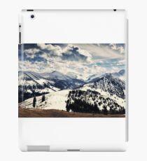 Gampalp - Austria iPad Case/Skin