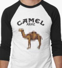 Camel Mirage Band Men's Baseball ¾ T-Shirt