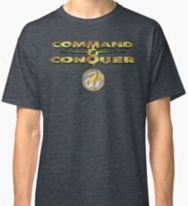 Command & Conquer (N64 Title Screen) Classic T-Shirt