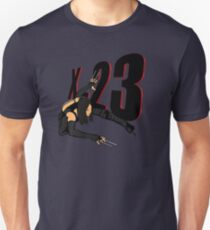 X-23 Silent Kill Unisex T-Shirt