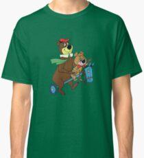 Yogi Bear & Boo Boo Classic T-Shirt