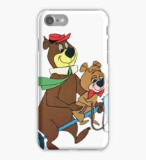 Yogi Bear & Boo Boo iPhone Case/Skin