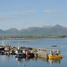 Roundstone Harbour by Simone Kelly