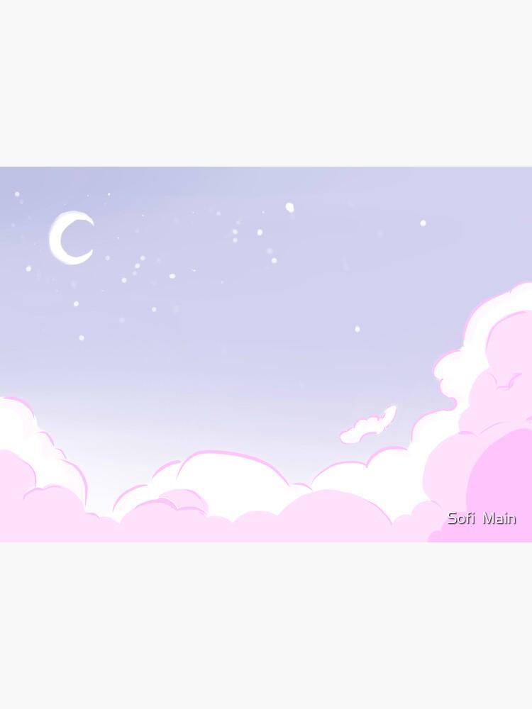 Pastell Nachthimmel von Radixle