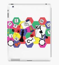 Board Games iPad Case/Skin