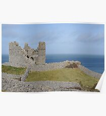 O'Brian's Castle, Inis Oirr Poster