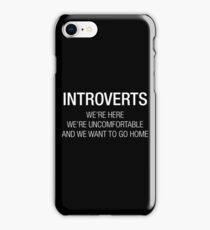 INTROVERTS iPhone 8 Case