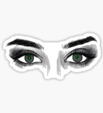 Pegatina Lauren Jauregui - Planet Green Eyes