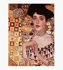 Art Nouveau Woman Photographic Print