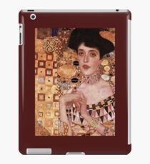 Art Nouveau Woman iPad Case/Skin