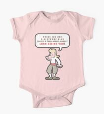 Little Monkey Poem One Piece - Short Sleeve