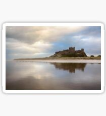 Northumberland Reflections Sticker
