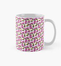 Liquorice Allsort Inspired 50's Style Print Mug