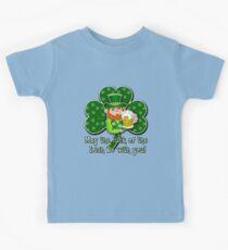 Luck O'the Irish ST PATRICKS DAY Kids Clothes