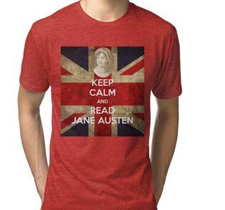 87684284d Keep Calm and Read Jane Austen