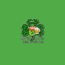 Luck O'the Irish ST PATRICKS DAY by Greenbaby