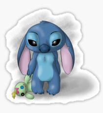 Stitch - Lonely Sticker