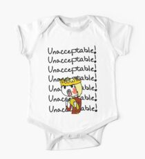 Joffrey - Unacceptable!! One Piece - Short Sleeve