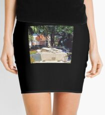 The Picture Of Eternal Sorrow  Mini Skirt
