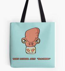 Lil Ackbar Tote Bag