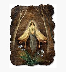 Fey Queen (Fairy Queen) Photographic Print