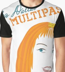 Leeloo Dallas Graphic T-Shirt