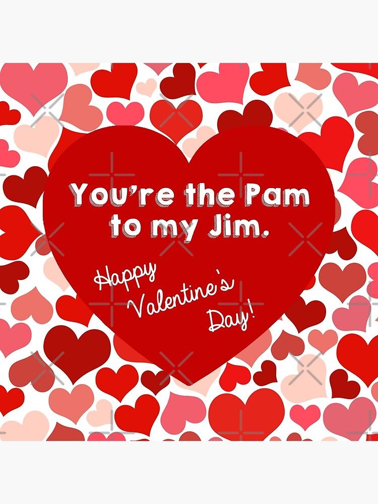 Eres la Pam de mi Jim de pickledbeets