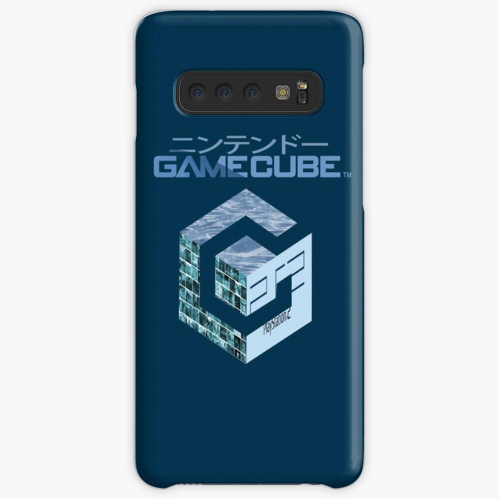 Vaporwave Gamecube Hüllen & Klebefolien für Samsung Galaxy