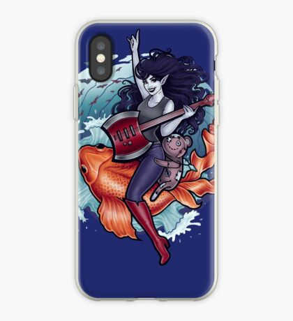 Daddy's Little Monster iPhone Case