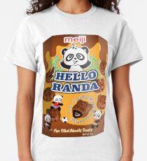 Hello randa panda chocolate biscuits Classic T-Shirt