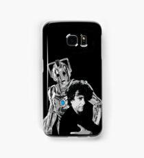 Neil and the Cyberman Samsung Galaxy Case/Skin