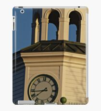 Clock Tower iPad Case/Skin