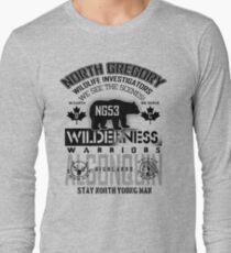 wilderness warriors Long Sleeve T-Shirt