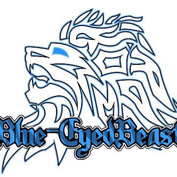 White Lion by Blue-EyedBeastG
