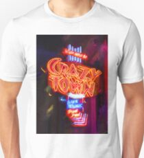 Crazy Town - Impressionistic Unisex T-Shirt