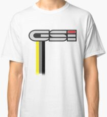 GSI with stripes Classic T-Shirt