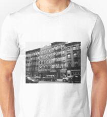 Street in Greenwich Village Unisex T-Shirt