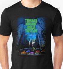 Camiseta ajustada Tortugas Ninjas mutantes adolescentes