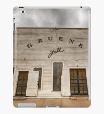 Historic Gruene Hall iPad Case/Skin