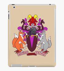 Coat of Arms iPad Case/Skin