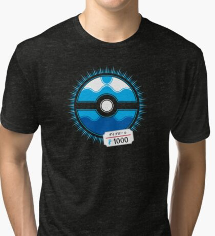 Dive Ball Tri-blend T-Shirt