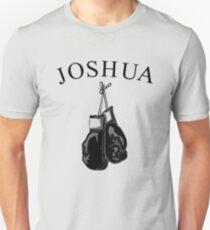 Anthony Joshua Design Unisex T-Shirt