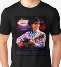 george strait to las vegas live in concert 2017 Unisex T-Shirt
