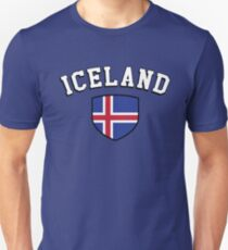 Iceland Supporters T-Shirt
