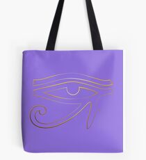 Eye of Horus #6 Tote Bag